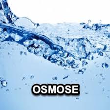 Glazenwassers osmose water